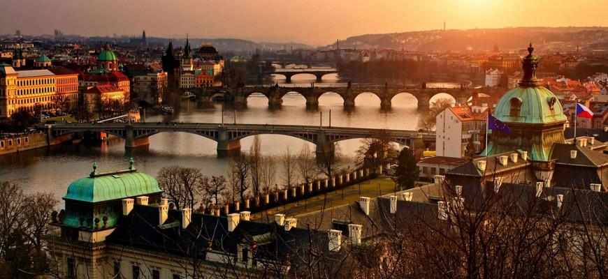 Россияне всё реже ездят в Чехию
