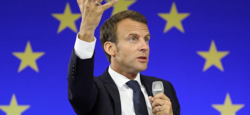 Президент Франции объявил 31 октября дедлайном по Брекситу