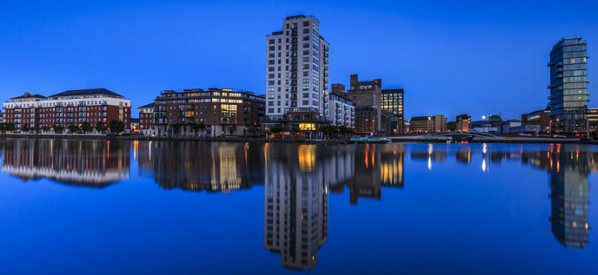 Цены на недвижимость Ирландии растут, но отстают от рекордных