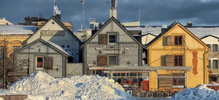 В Финляндии больше всего дорожает столица