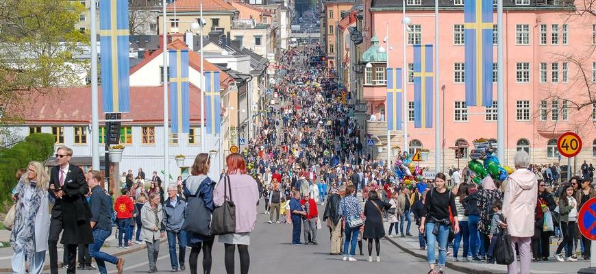 Шведские студенты тратят в очереди на жильё по полгода