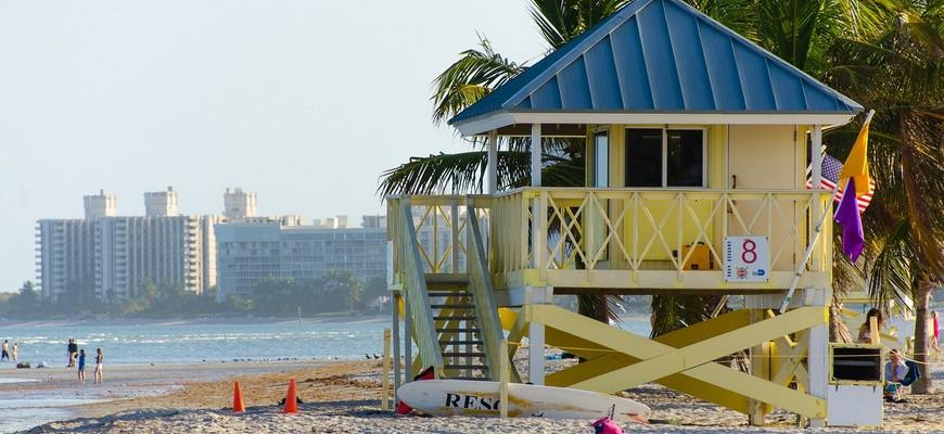 Цены на недвижимость Майами неукротимо растут
