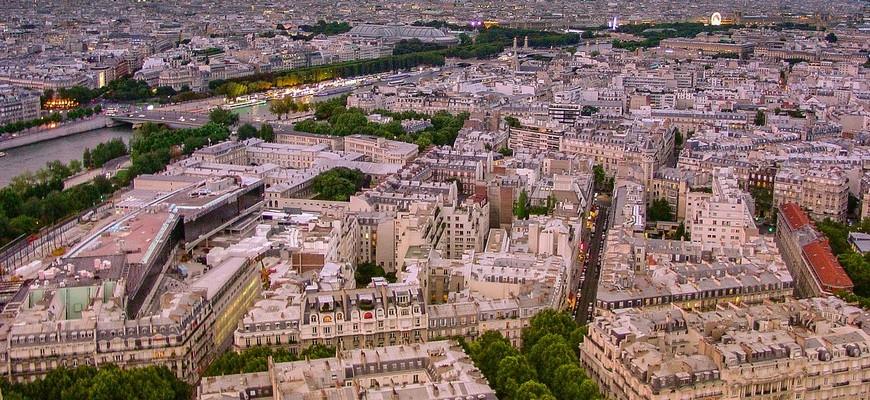 Жильё в Париже впервые перешагнуло отметку в €10 000 за «квадрат»