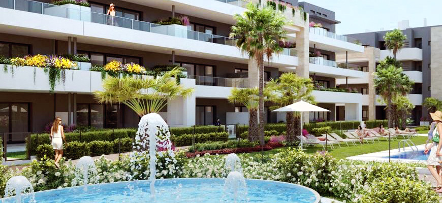 сколько стоят квартиры в испании