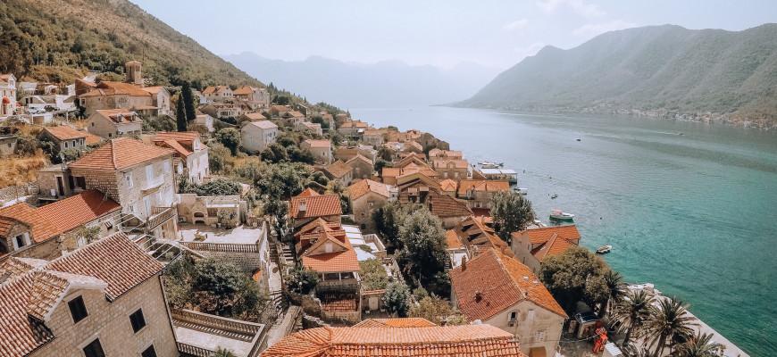 недвижимость рубежом черногория