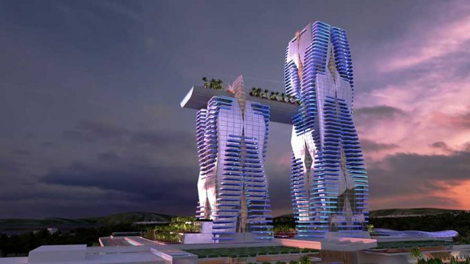Крупнейший проект в истории Греции: в Афинах начали строить район с небоскрёбами