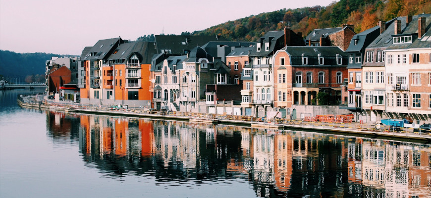 Жилье в бельгии сколько стоит дом в лондоне