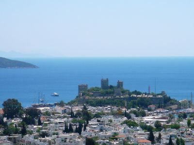 Дом LUXURY ,FULLY FURNITURED,UNBLOCKED SEA ,CASTLE AND MARINA VIEWS VİLLA FOR SALE IN BODRUM ,TURKEY, Турция, 300 м2 - фото 1