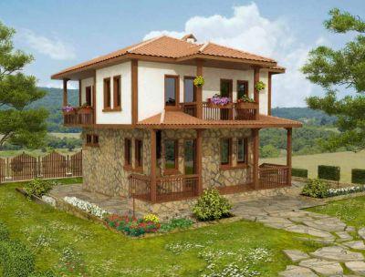 Купить деревенский дом в горной испании 2016