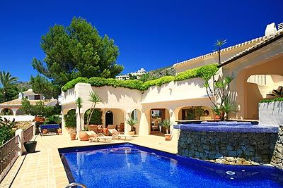 Красивая недвижимость в испании