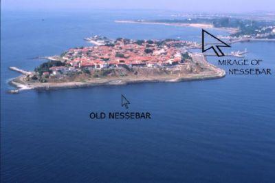 Остров несебр болгария