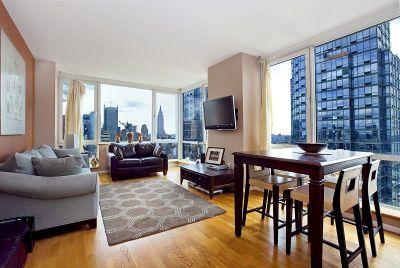 квартиры на манхэттене фото