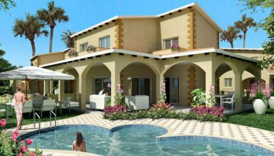 Rent a villa in Calabria on the beach with swimming pool