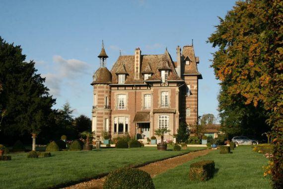 Купить замок в нормандии недорогое жилье в англии