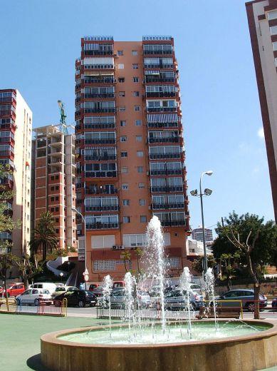 Недвижимость в испании в бенидорме испания