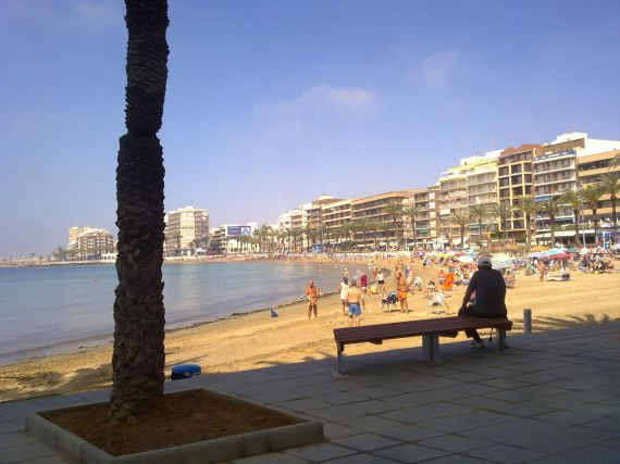 Испания торревьеха дома фото снаружи