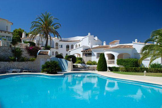 Купить виллу в испании на берегу моря