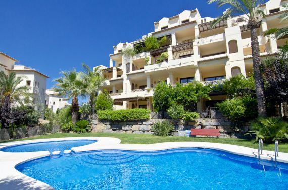 Испания квартиры алтея