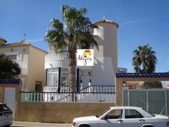 Курорты испании торревьеха