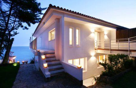 Купить дом в испанию у моря