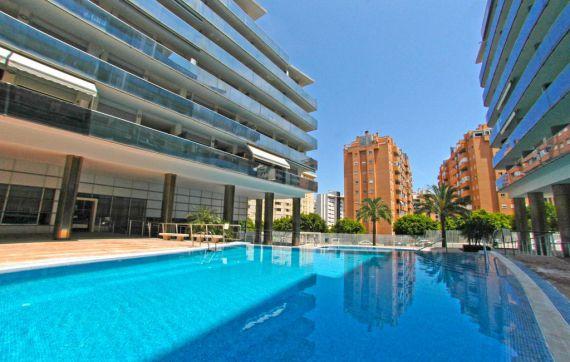 Купить бизнес отель в испании коста бланка бенидорм
