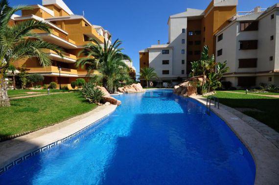 Купить апартаменты в торревьеха испания с видом на море