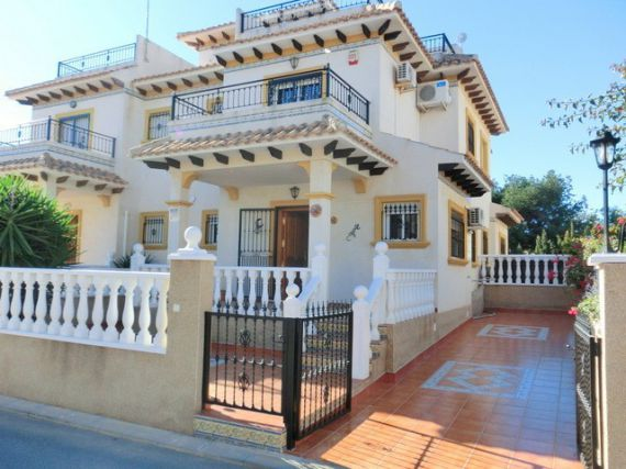 Купить дом урбанисасьон la zenia торивьеха испания