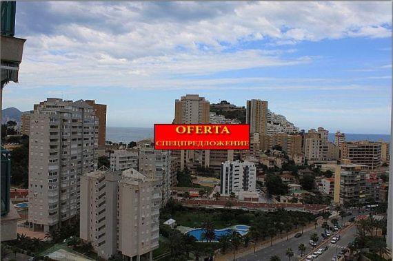 Недвижимость город бенидорм испания