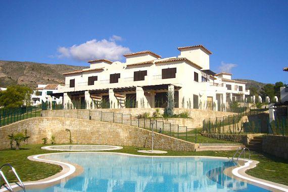Недвижимость от застройщика в испании коста бланка экскурсии