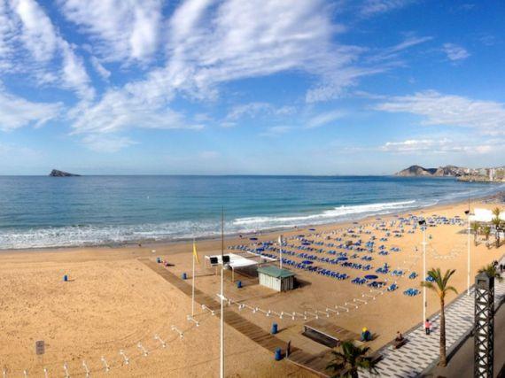 Море в испании аликанте цены