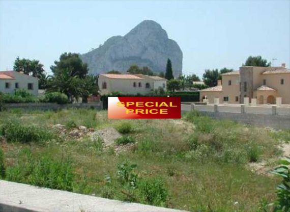 Недвижимость в кальпе испания строительство дома