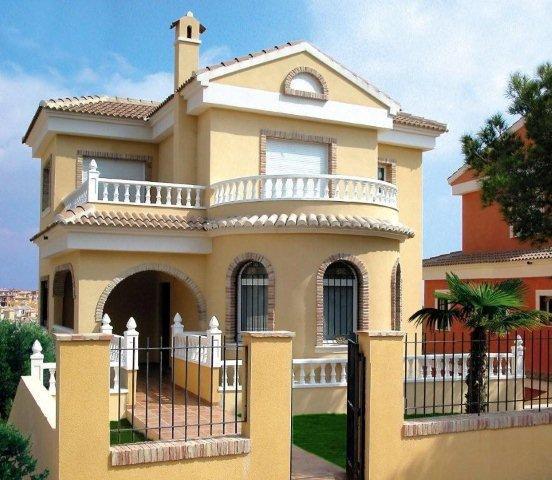 Недвижимость в испании коста бланка от банков цб