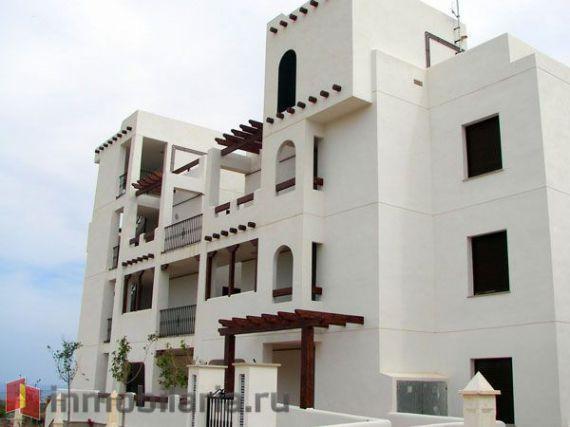 Альмерия испания квартиры