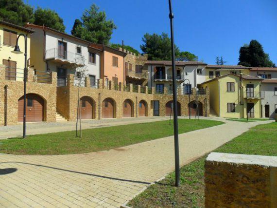 Case a Livorno in costruzione