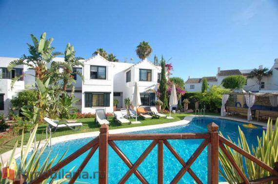 Недвижимость в испании у моря марбелья