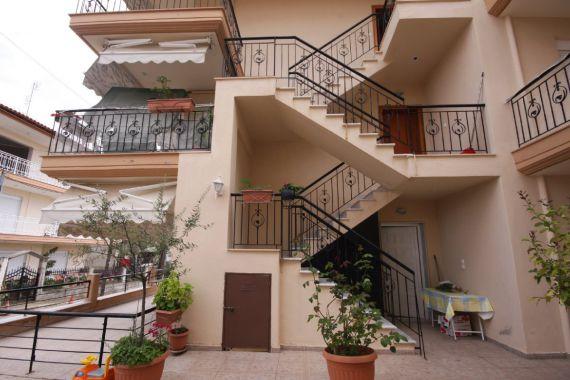 Квартира на курорте в греции купить