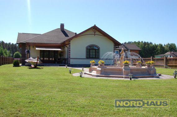 Фото дома в латвии