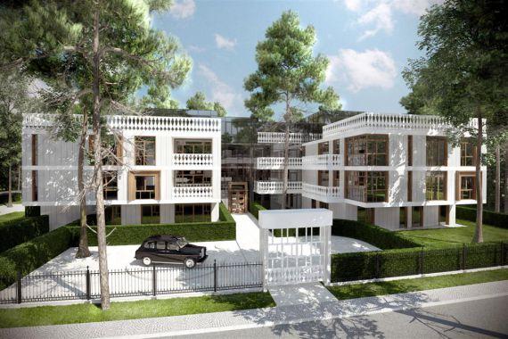 Апартаменты в Юрмале, Латвия  (цена по запросу)