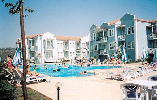 Отель, гостиница в Фетхие, Турция, 4000 м2 - фото 1
