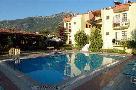 Отель, гостиница в Фетхие, Турция, 1800 м2 - фото 1