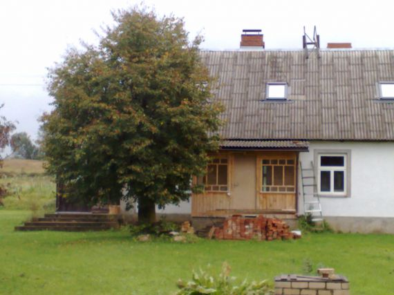 Ферма в Айзкраукльском крае, Латвия, 260 м2 - фото 1