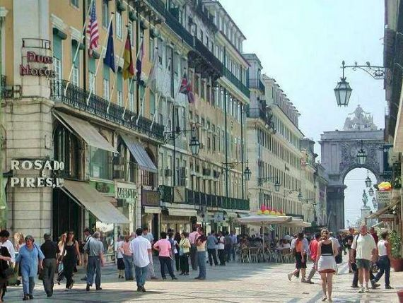 Апартаменты в Лиссабоне, Португалия, 68 м2 - фото 1