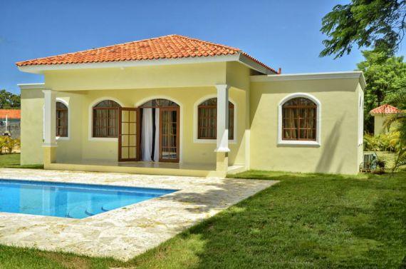 Дом в Сосуа, Доминиканская Республика, 100 м2 - фото 1