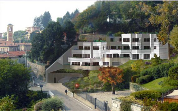 Апартаменты у озера Комо, Италия, 84 м2 - фото 1