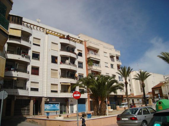 Квартира в Торревьехе, Испания, 25 м2 - фото 1