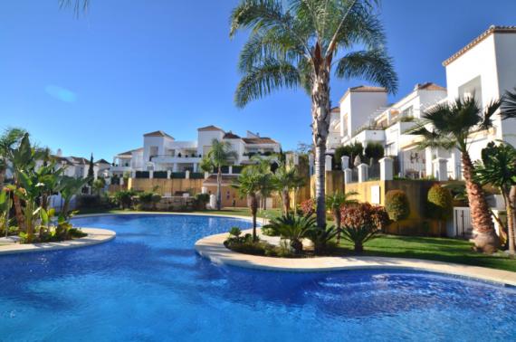 Апартаменты на Коста-дель-Соль, Испания, 80 м2 - фото 1