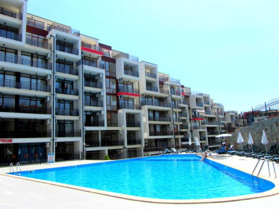 Апартаменты в Святом Власе, Болгария, 62 м2 - фото 3