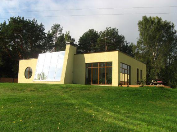 Дом в Рижском крае, Латвия, 2572 м2 - фото 1