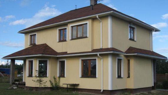 Дом в Рижском крае, Латвия, 1520 м2 - фото 1