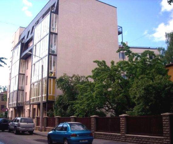 Квартира в Риге, Латвия, 57 м2 - фото 1